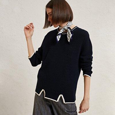 Slit Detail Knitwear