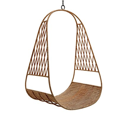 Straw Swing Chair