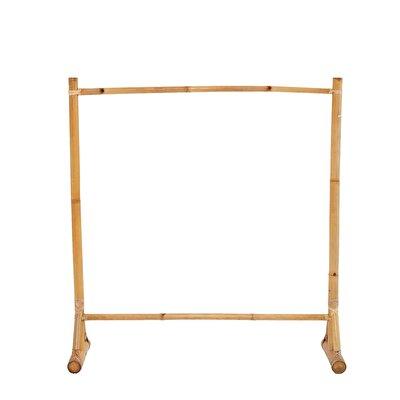 Kleiderständer aus Bambus