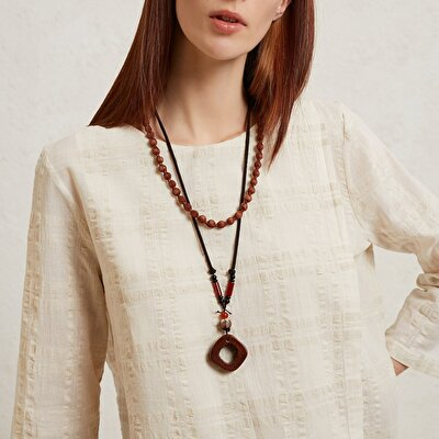 Picture of Fold Detail Blouse