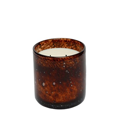 Scented Candle in Ceramic Jar