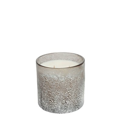 Scented Candle in Glass Jar - Cotton Blossom