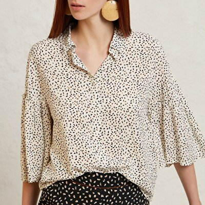 Picture of Sleeve Detail Shirt