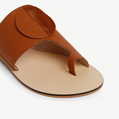Picture of Leather Slipper