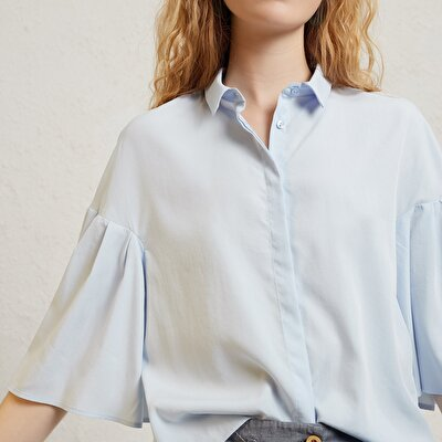 Sleeve Detail Shirt