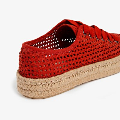 Picture of Woven Sneaker With Jute Outsole