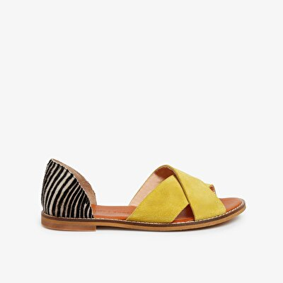 Picture of Suede Sandal