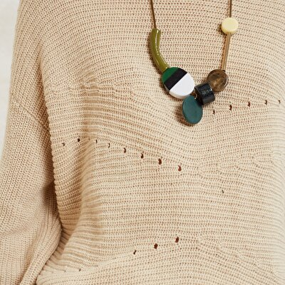 Picture of Boat Neck Knitwear
