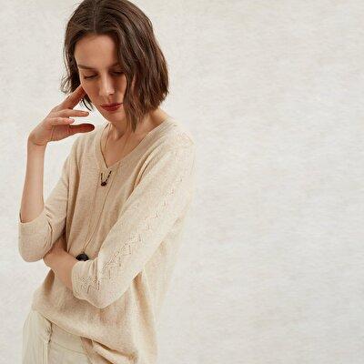Ajur Detail Knitwear