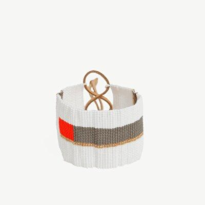 Armband mit Strickperlen