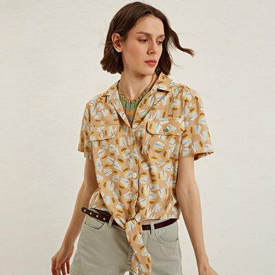 Bağlamalı Gömlek