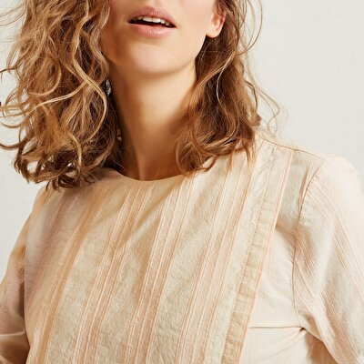 Fold Detail Blouse