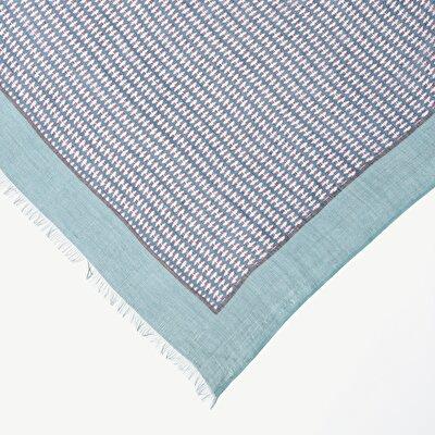 Schal mit minimal Design