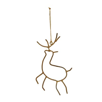 Reindeer Christmas Ornaments ( 10 Cm )