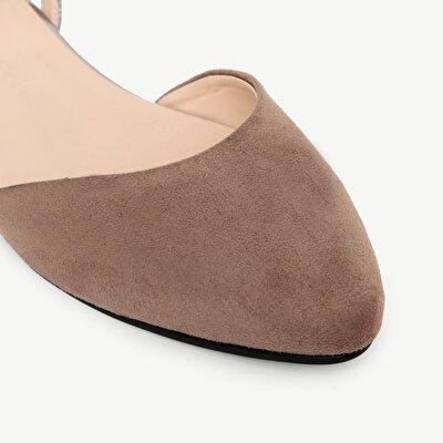 Open Heel Ballerina
