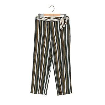 Wide Leg Classic Trouser