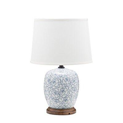 Handmade Ceramic Lamp Shade ( 20 X 56 Cm )