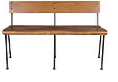 Wooden Bench ( 111 X 54 X 75 Cm )