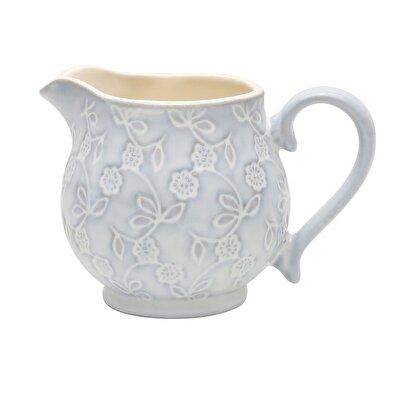 Ceramic Milk Pot ( 7 X 7 Cm )