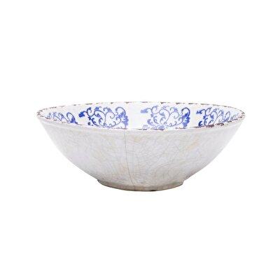 Ceramic Bowl ( 25 X 9 Cm )