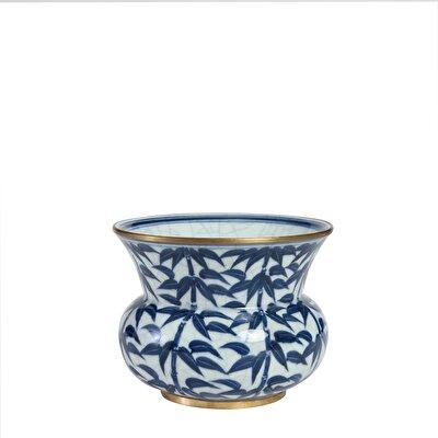 Blumentopf aus Keramik handgefertigt