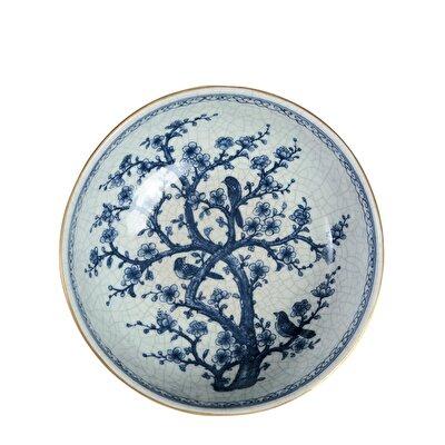 Schüssel aus Keramik handgefertigt