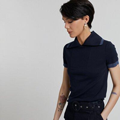 Shirt Collar Knitwear
