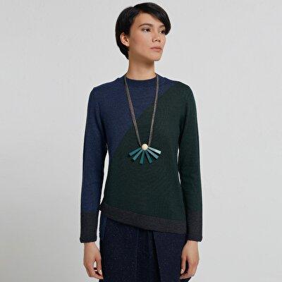 Slit Detailed Knitwear