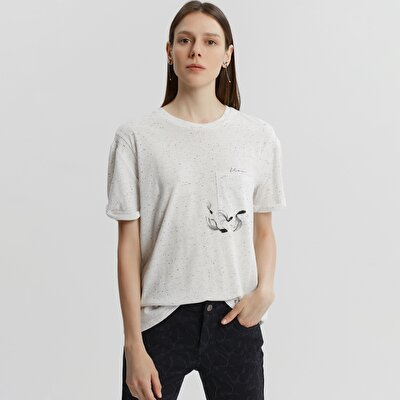 Ric Neck T-Shirt