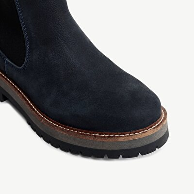 Nubuck Leather Boot