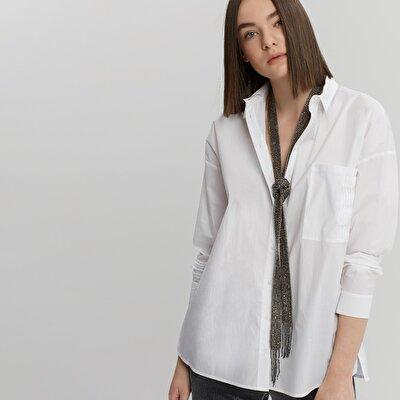 Damen Hemd mit Taschen
