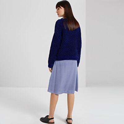 Side Folded Skirt