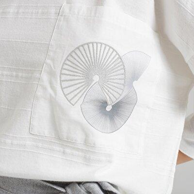 T-Shirt mit Taschen
