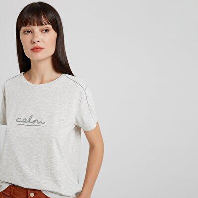 T-Shirt mit Nähten