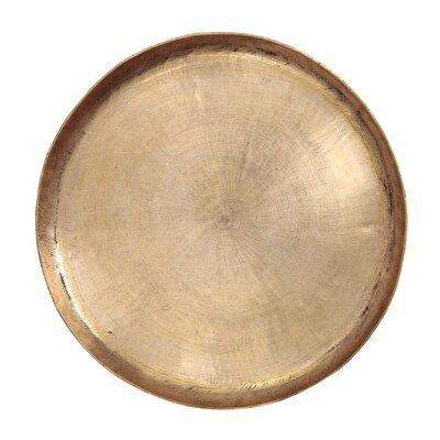 Dekoratif Obje - Tepsi (20cm)