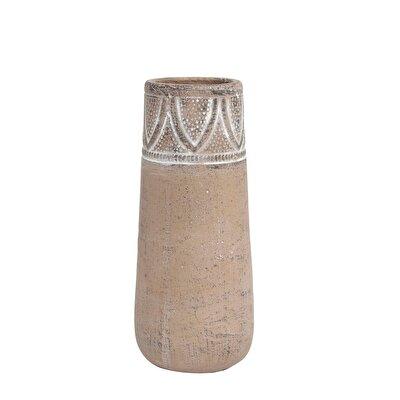 Dekoratif Obje - Vazo (10,5x24,5cm)