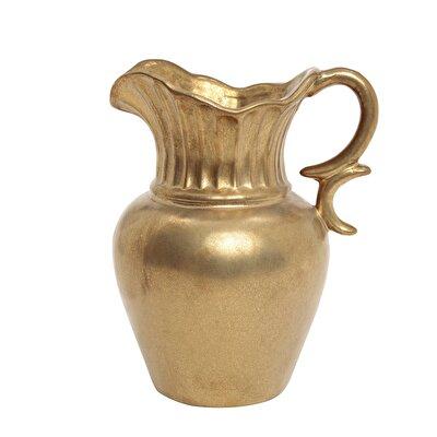 Vase ( 16 X 19,5 X 24,5 Cm )