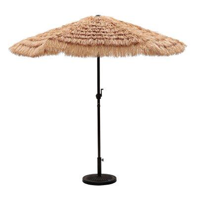 Grosser Regenschirm
