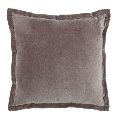 Cotton Velvet Pillow ( 45 X 45 Cm )