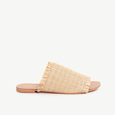 Straw Slipper