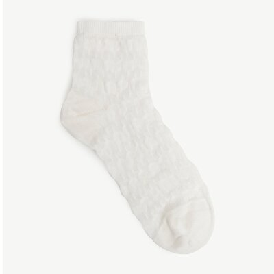 Jacquard Knitted Socks