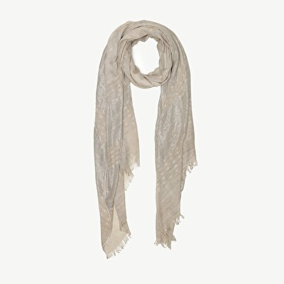 Scarf With Bordure