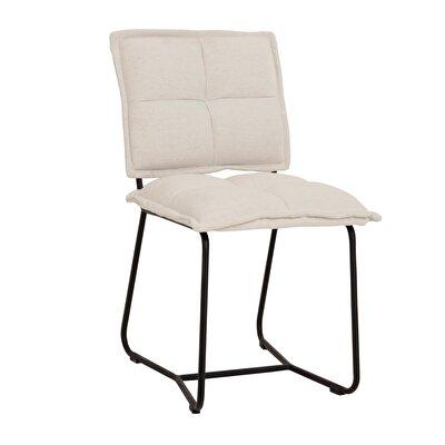 Stuhl Mit Stoffsitz