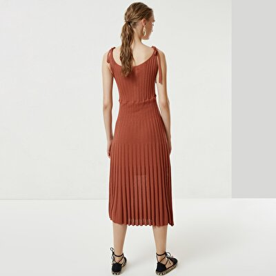 Long Knitwear Dress