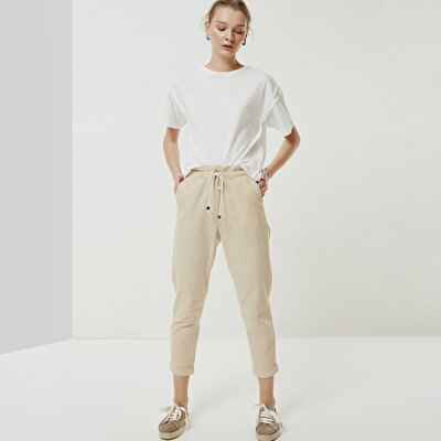 Tunnel Detailed Trousers