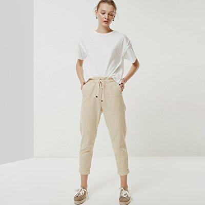 Tünel Detaylı Pantolon