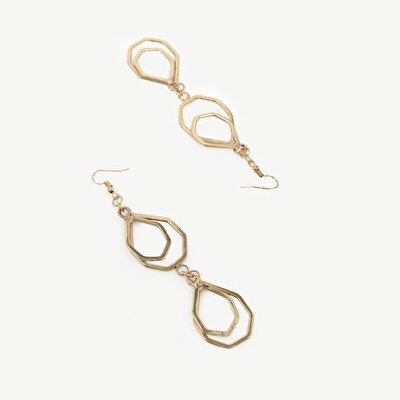 Geometrical Form Earrings