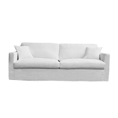 2 Seater Fabric Sofa ( 119x232x67 Cm)