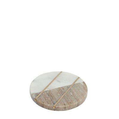 Mermer Bardak Altlığı (10x1cm)