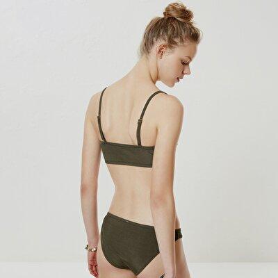 Kuşgözü Detaylı Bikini Alt